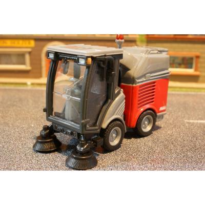 Siku 2936 - Hako Mini Road Sweeper - 1:50 Scale