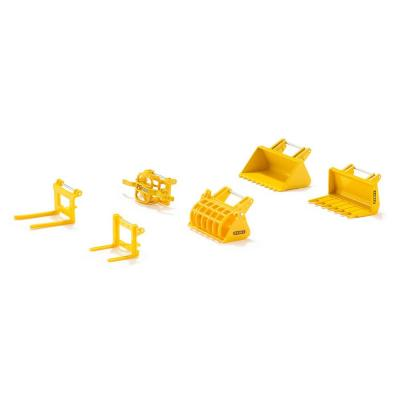 Siku 7070 - Accessories Set fior Front Loader - Scale 1:32