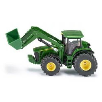Siku 1982  - John Deere 8530 Tractor with Front Loader - Scale 1:50