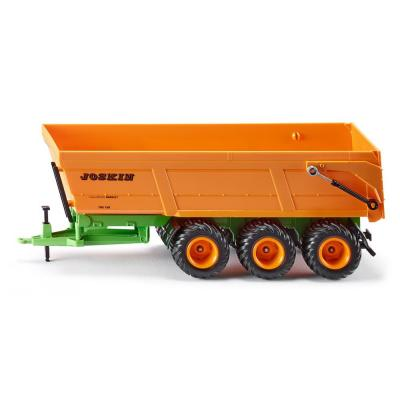 Siku 2892 - Three-axled Tipping Trailer JOSKIN - Scale 1:32
