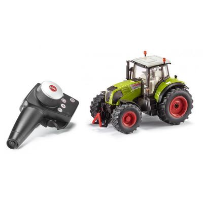 Siku 6882 - Siku Control 32 Claas Axion 850 Tractor R/C Set with Remote Control -Scale 1:32