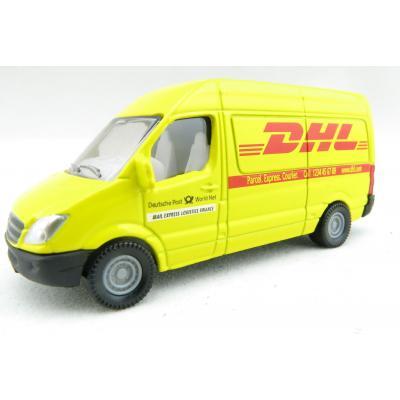 Siku 1085 - Mercedes-Benz Post DHL Delivery Van