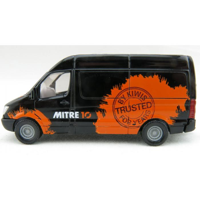 New Zealand Mitre 10 Delivery Truck