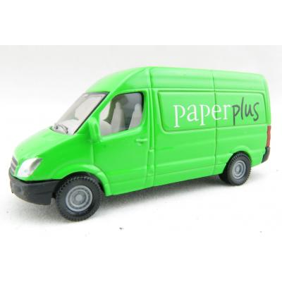 Siku 1593 NZ - New Zealand Paper Plus Delivery Truck Mercedes Sprinter