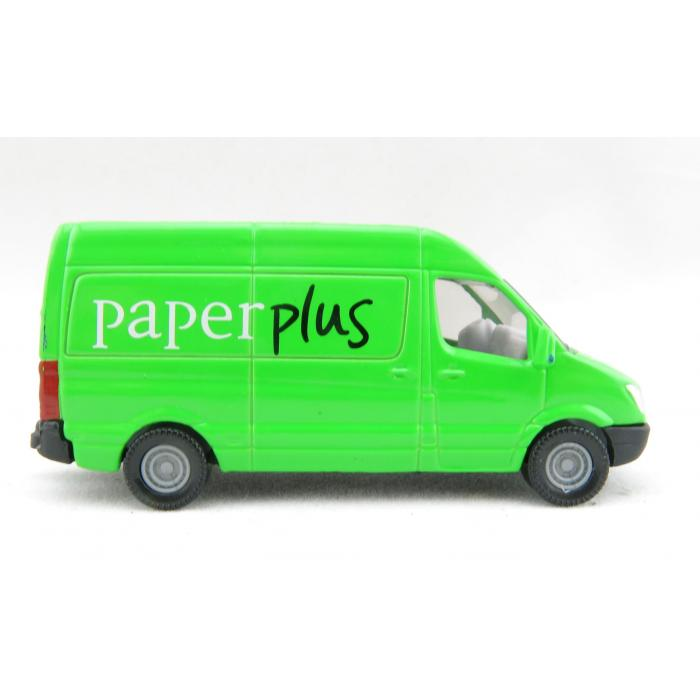 New Zealand Paper Plus Delivery Truck