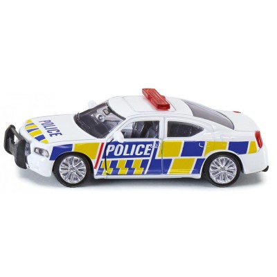 Siku 1598 NZ - Dodge Charger New Zealand Police K9 Unit Diecast - Scale 1:55