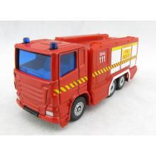 Siku 1591 NZ - Scania Fire Department Water Cannon Truck New Zealand