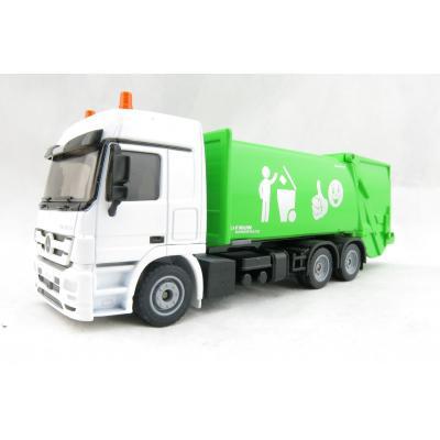 Siku 2938 - Mercedes Benz Actros Faun Garbage Truck - Scale 1:50