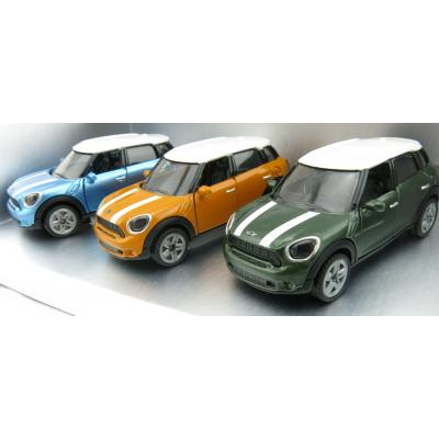 Siku 6213 99900 - Mini Countryman 3 Car Limited Edition Set