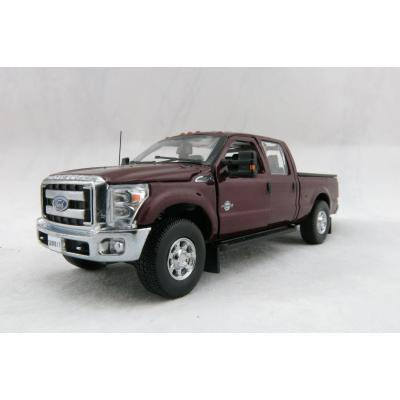 Sword - Australian Ford F250 Pick Up Truck with Crew Cab RHD - Burgundy