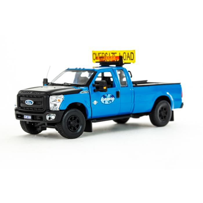 Sword - Lampson Ford F-250 Crew Cab Pickup Service Truck RHD New 2018 -  Scale 1:50