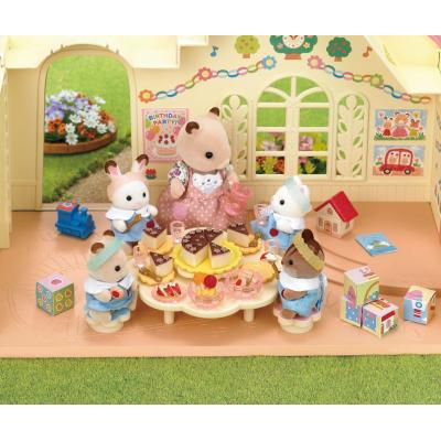 Sylvanian Families 5104 - Nursery Party Set