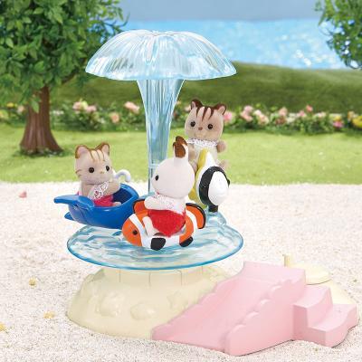 Sylvanian Families 5231 Seaside Merry-Go-Round