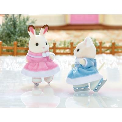 Sylvanian Families 5258 - Ice Skating Friends