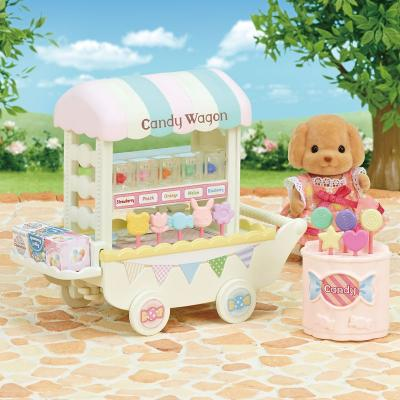 Sylvanian Families 5266 - Candy Wagon