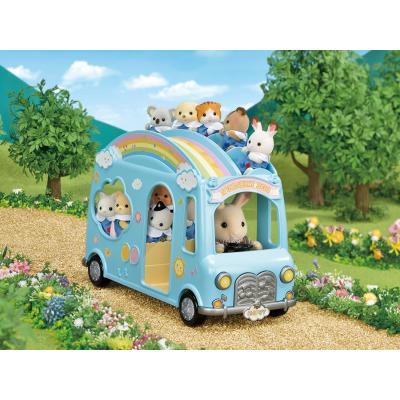 Sylvanian Families 5317 - Sunshine Nursery Bus