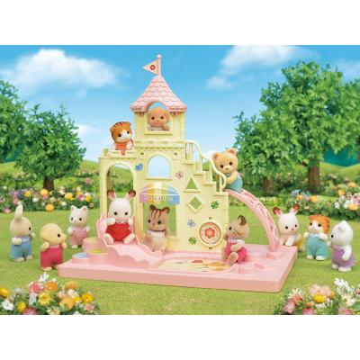 Sylvanian Families 5319 - Baby Castle Playground