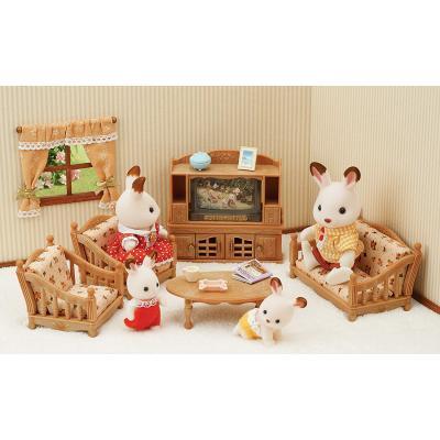 Sylvanian Families 5339 - Comfy Living Room Set