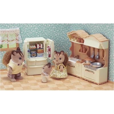 Sylvanian Families 5341 - Kitchen Play Set