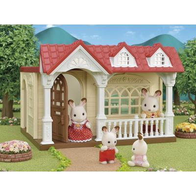 Sylvanian Families 5393 - Sweet Raspberry Home