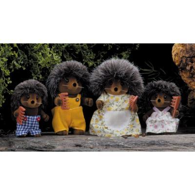 Sylvanian Families 4018 - Hedgehog Family