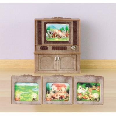Sylvanian Families 4264 - Deluxe TV Set