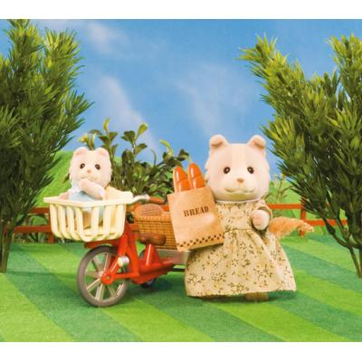 Sylvanian Families 4281 - Cycling with Mother