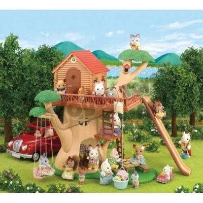 Sylvanian Families 4618 - Tree House