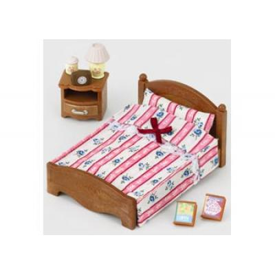 Sylvanian Families 5019 - Semi-double Bed