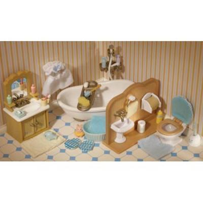 Sylvanian Families 5034 - Country Bathroom Set
