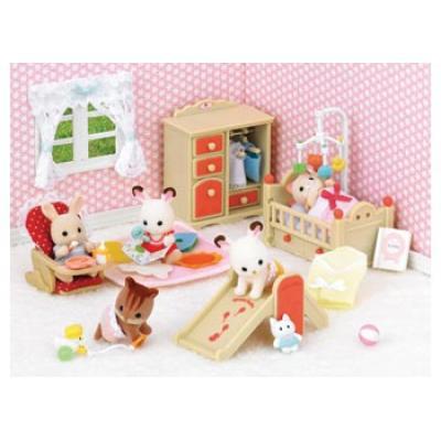 Sylvanian Families 5036 - Baby Room Set