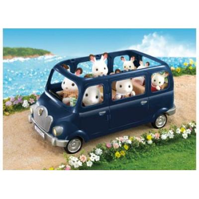 Sylvanian Families 4699 - Bluebell Seven Seater