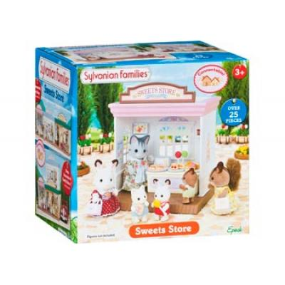 Sylvanian Families 5051 - Sweets Store
