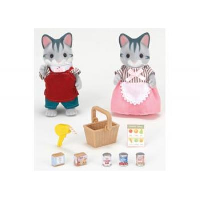 Sylvanian Families 5052 - Supermarket Owners