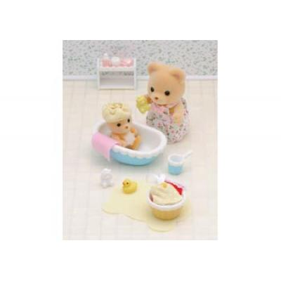 Sylvanian Families 5092 - Baby Bath Time