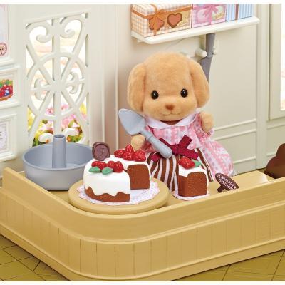 Sylvanian Families 5264 - Cake Decoration Set