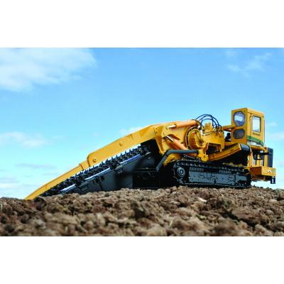 TWH Collectibles TWH086-09002 Vermeer T1255 Commander Track Trencher Scale 1:50