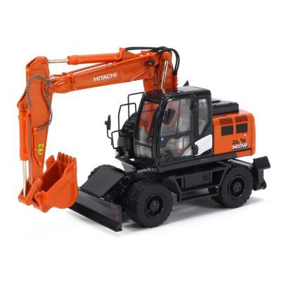 TMC Models Hitachi ZX140W-6 Wheeled Hydraulic Excavator Diecast 1:50