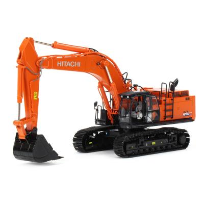 TMC Models Large Hitachi ZX690LCH-6 Tracked Hydraulic Excavator Diecast 1:50