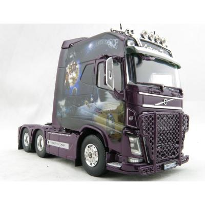 Tekno 70122 - Volvo FH04 Longtrotter XL Prime Mover Show Truck Lettner Trans - Scale 1:50