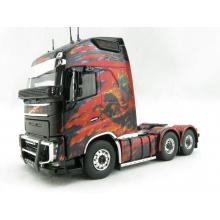 Tekno 71289 Volvo Globetrotter XL 6 x 4 Prime Mover K S EASTER Pegasus Show Truck - Scale 1:50