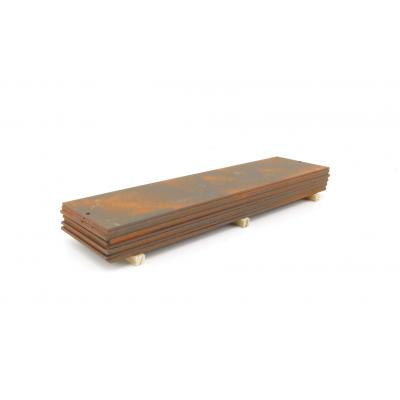 Tekno 74529 Steel Dragline Mats Load  ( 12 cm x 3 cm x 1,5 cm ) - Scale 1:50