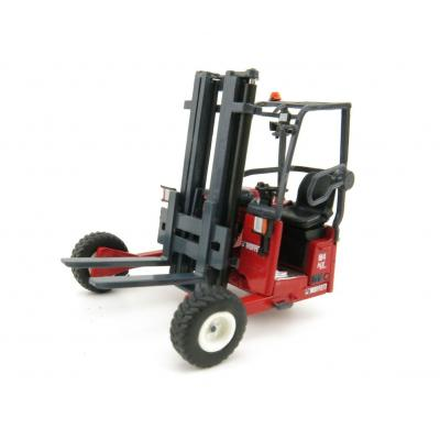 Tekno 74883 Hiab Moffett M4 NX Truck Mounted Forklift - Scale 1:50