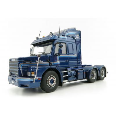 Tekno 75301 Scania 3-serie Torpedo 6x2 Truck - Gadefelt - Scale 1:50