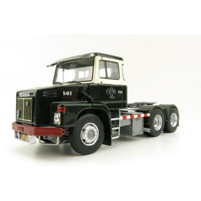 Tekno 76165 Scania 141 Torpedo 6x2 Prime Mover - Kees Boot - Scale 1:50