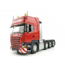 Tekno 76824 Scania R-Streamline 8x4 Truck Heavy Haulage - Scale 1:50