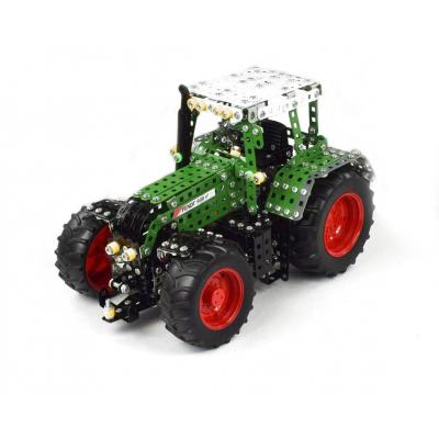 Tronico 10065 - Metal Building Kit Tractor FENDT 939 Vario 1095 parts Profi Series - Scale 1:16