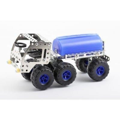 Tronico 10212 Metal Building Kit Truck Starter Set Tanker- 203 pieces