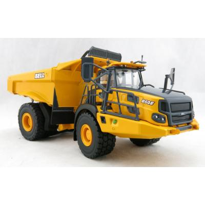 USK Scalemodels 31015 Bell B60E Articulated Dump Truck Scale 1:50
