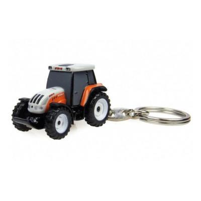 Universal Hobbies UH5588 Steyr 9105 MT Communal Tractor Diecast Keyring